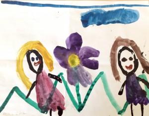"""Валерія Вагіна, 5,5 років """"Лєра і Віка"""""""