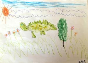 """Валерія Вагіна, 5,5 років """"Літо"""""""