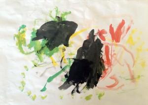 """Вікторія Вагіна, 2,9 років """"Зміни настрою"""""""